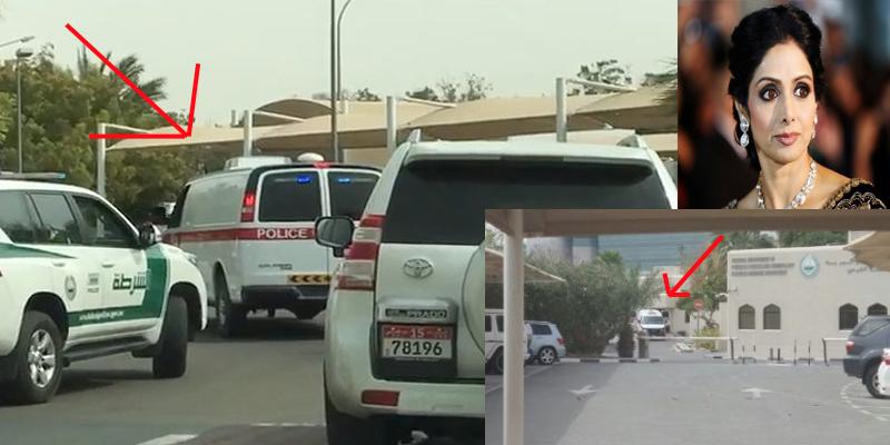 Photo of Dubai Police give Permission to bring Sridevi`s Body in India