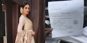 Sridevi's forensic report