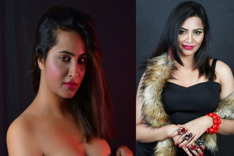 Photo of Arshi Khan, Funny Video Viral, The Openly Flew Husband's Joke