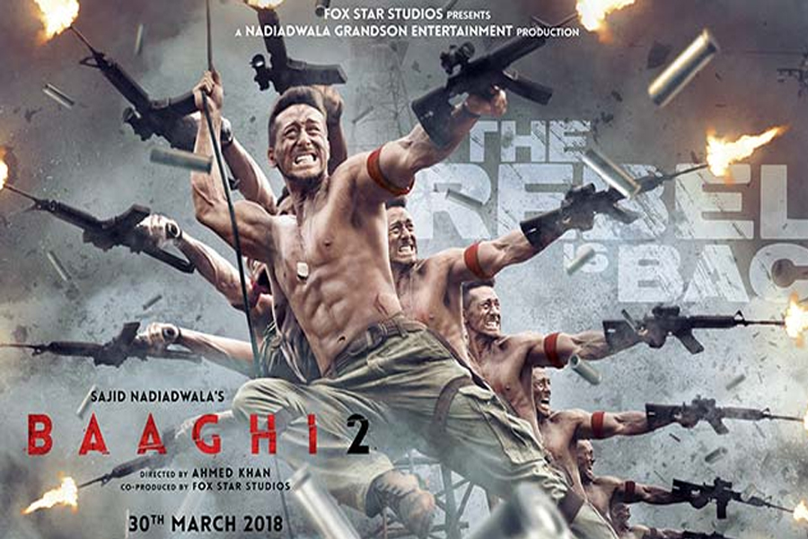 Photo of Here The Baaghi 2 Release And The Director Disclosed For The Actress Baaghi 3