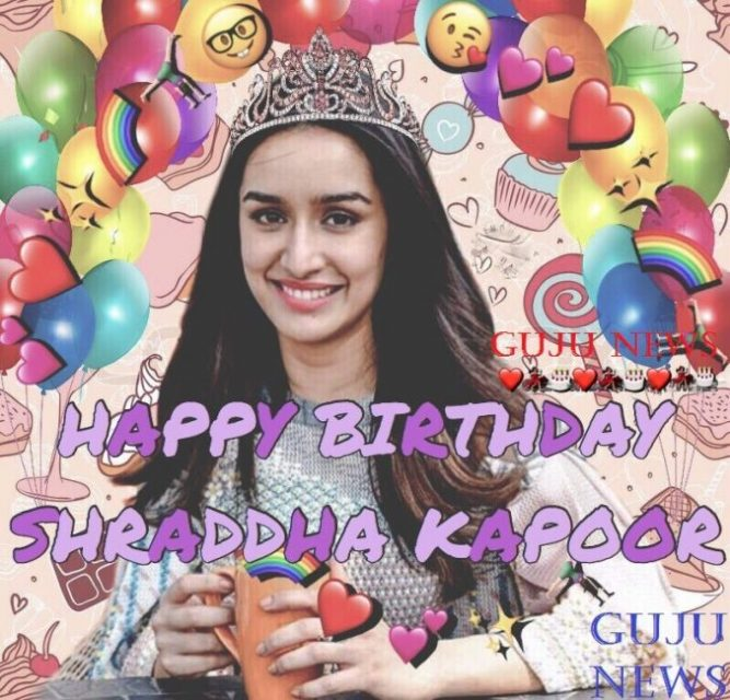 Photo of Today Special Happy Birthday Shraddha Kapoor, Who celebrated with