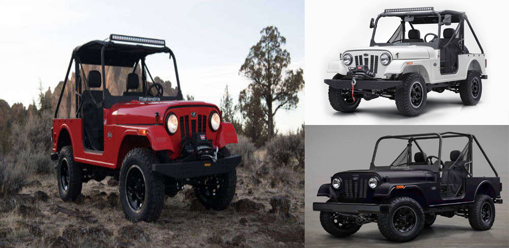 Photo of Mahindra Roxor SUV: It Will be Launched In The United State