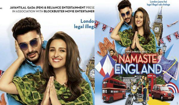 Namaste England Movie