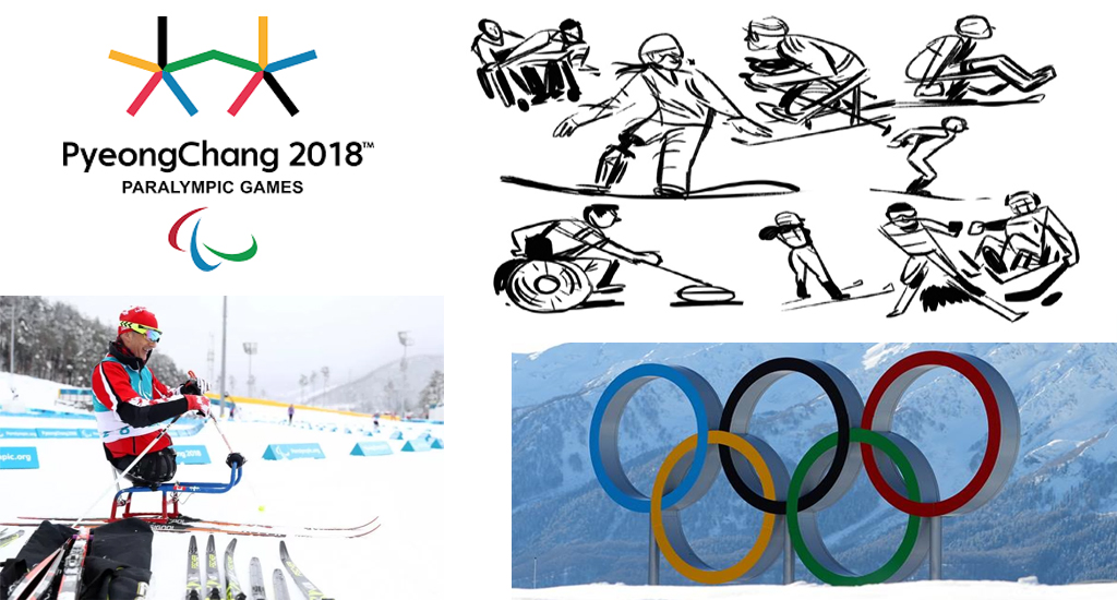 Photo of Paralympics 2018 Google Doodle: Paralympics Winter Games started in Pyeongchang