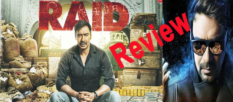 Photo of Raid Movie Review: Ajay Devgan has film 'Raid' of Story