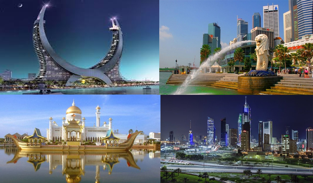 Photo of These Are The 5 Richest Country in The World, Earn Millions of Rupees Every Month