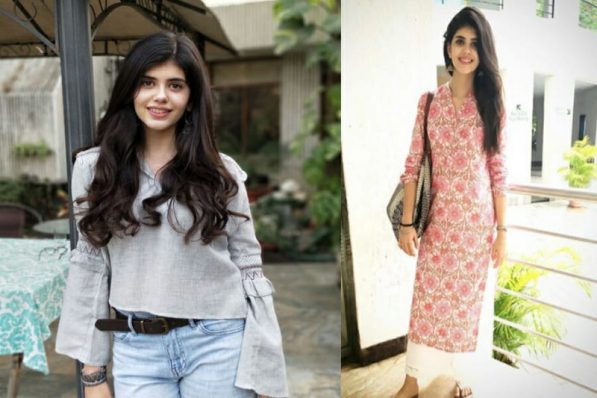 Photo of Sanjana Sanghi Age, Height, Biography, Boyfriend, Weight, Family, Photos