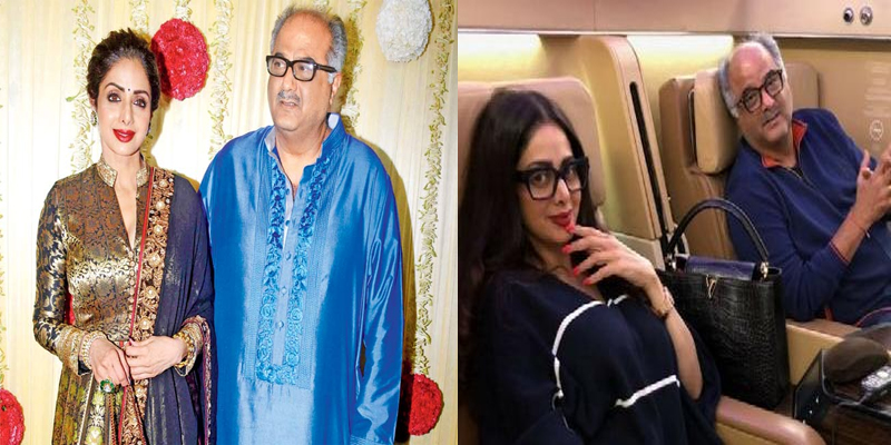 Photo of Boney Kapoor Speak For The First Time After Sridevi Has Demise