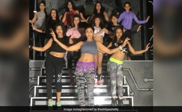 Photo of Swag Se Swagat: Shilpa Shetty Ready Belly Dance is Prepares on 'Swag Se Swagat'