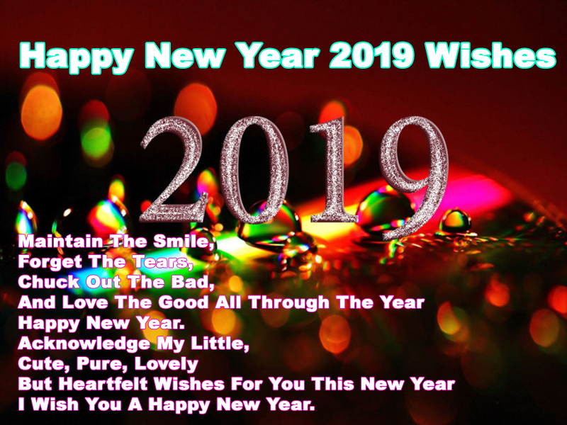Photo of Happy New Year 2019 Wishes, Happy New Year 2019 Wishes Images