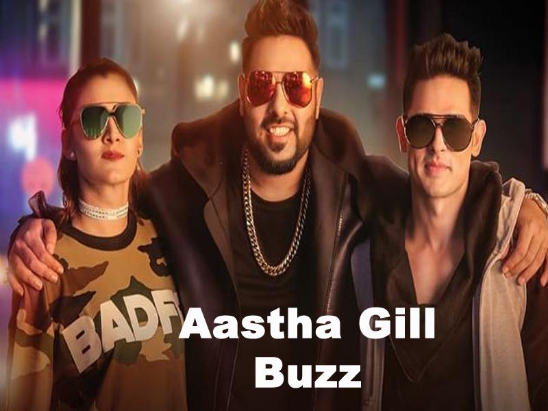 Singer Aastha Gill Priyank Sharma Buzz 25 Million Views