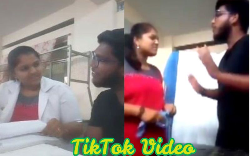 Photo of TikTok Video – Two Doctors Out Of Hospital From TikTok Video