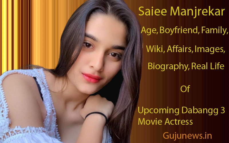 Photo of Saiee Manjrekar, Age, Biography, Boyfriend, Family, Wiki, Photo, Real Life