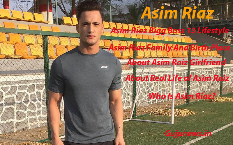 Photo of Asim Riaz Age, Wiki, Biography, Girlfriend, Family, Lifestyle, Real Life