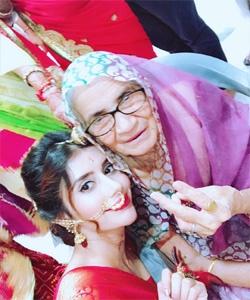 Charu's Grandmother