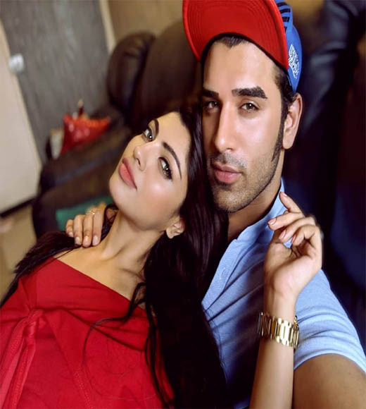 actress akanksha boyfriend, akanksha boyfriend,