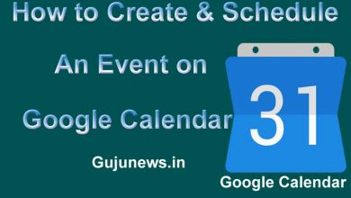 Photo of How To Create & Schedule An Event on Google Calendar
