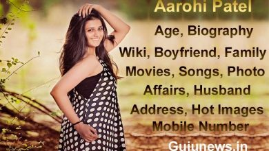 Photo of Aarohi Patel Age, Wiki, Biography, Boyfriend, Movies, News, Family
