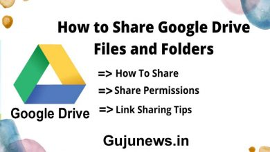 Photo of How to Share Google Drive Files and Folders 2021