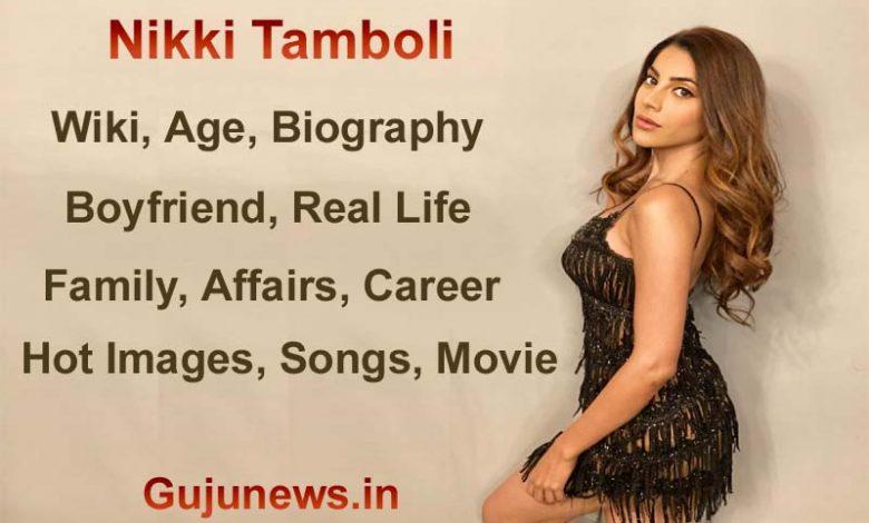 Nikki Tamboli Actress, Wiki, Age, Biography, Boyfriend, Real Life, Movies, Hot Images
