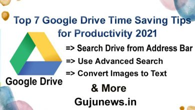 Photo of Top 7 Google Drive Time Saving Tips for Productivity 2021